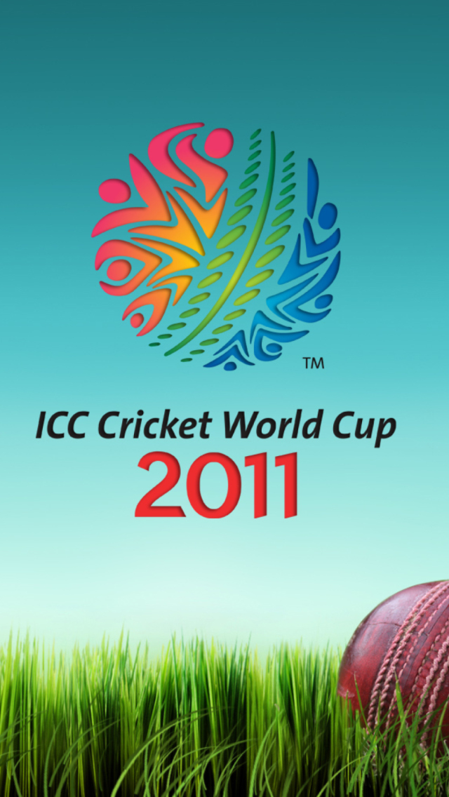 Sfondi 2011 Cricket World Cup 640x1136