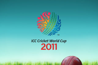 2011 Cricket World Cup Background for 1280x800