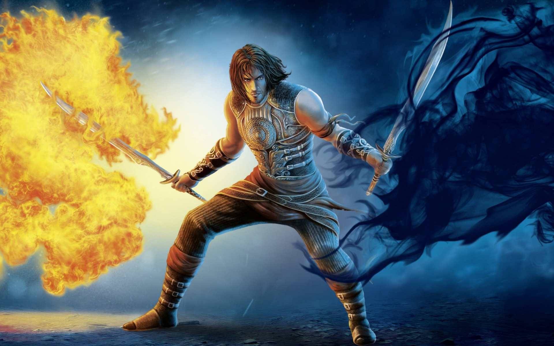Screenshot №1 pro téma Prince Of Persia 2 Shadow And Flame 1920x1200