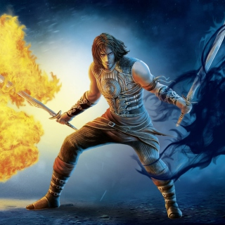 Prince Of Persia 2 Shadow And Flame - Obrázkek zdarma pro iPad Air
