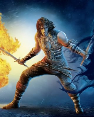 Prince Of Persia 2 Shadow And Flame Wallpaper for Nokia C6-01