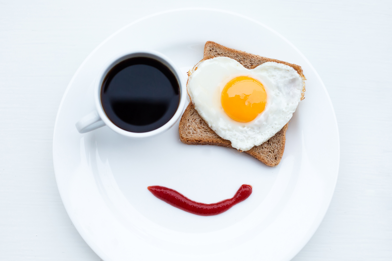 Заставку телефона, картинки приколы на завтрак