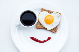 Free Breakfast Design Picture for Android, iPhone and iPad