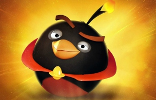 Angry Bird Background for Android, iPhone and iPad