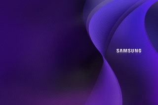 Samsung Netbook Background for Desktop 1280x720 HDTV