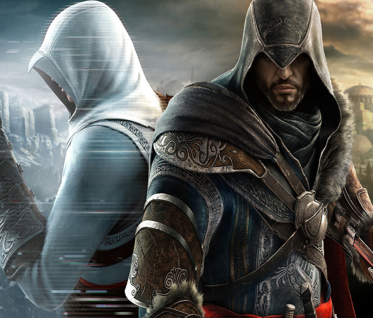 Assassins Creed Revelations para Blackberry RIM PlayBook LTE