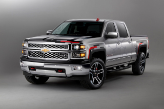 Chevrolet Silverado Tuning Background for Android, iPhone and iPad
