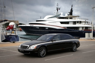 Free Maybach Zeppelin Picture for Android, iPhone and iPad