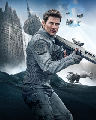 Free Tom Cruise In Oblivion Picture for HTC Titan