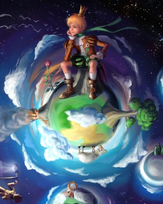 The Little Prince Fairytale - Fondos de pantalla gratis para 640x960