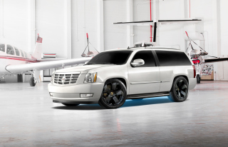 Cadillac Escalade Background for 1920x1408
