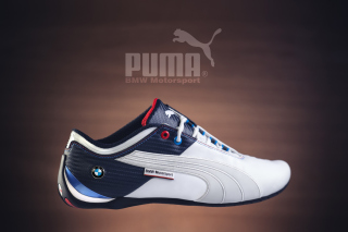Free Puma BMW Motorsport Picture for Android, iPhone and iPad