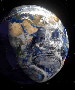 Earth Picture for iPhone 5C
