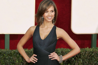 Sweet Jessica Alba Wallpaper for Android, iPhone and iPad
