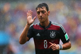 Mesut Ozil from Bundesliga Picture for Android, iPhone and iPad