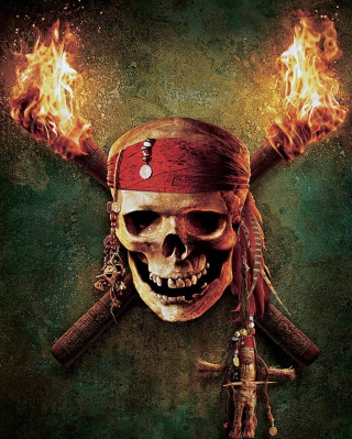 Pirates Of The Caribbean papel de parede para celular para iPhone 6