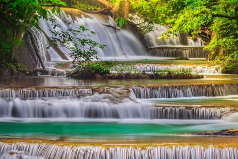 Waterfall para LG E400 Optimus L3
