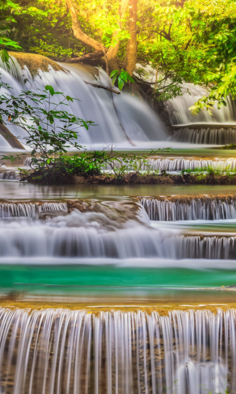 Waterfall per Nokia Lumia 800