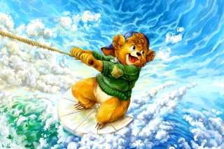 Talespin Wallpaper for Android, iPhone and iPad