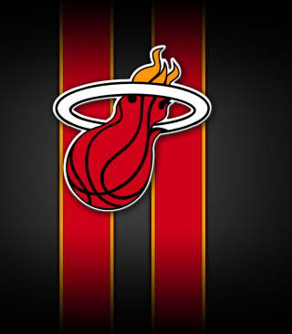 Miami Heat Background for Nokia C5-03