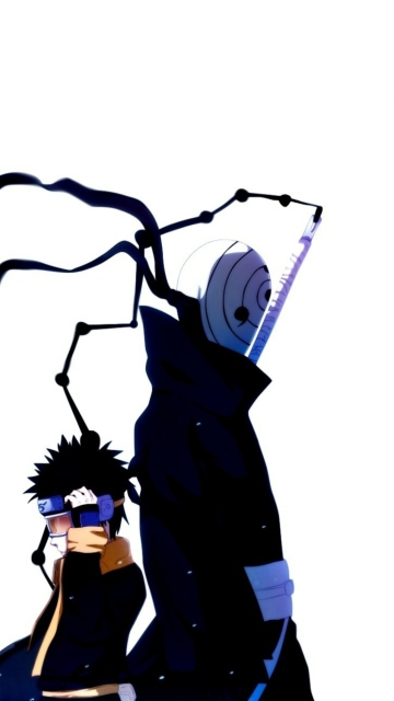 Das Obito Uchiha Wallpaper 360x640