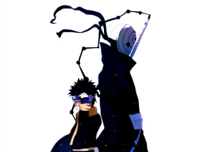 Obito Uchiha Background for Android, iPhone and iPad