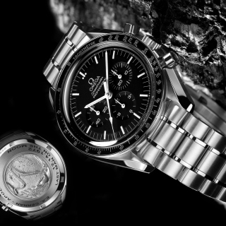 OMEGA Speedmaster Professional Moonwatch Background for iPad 3