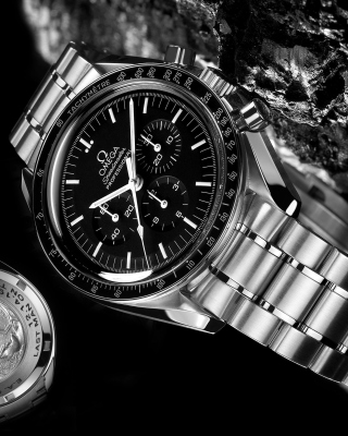 Free OMEGA Speedmaster Professional Moonwatch Picture for Nokia C2-02