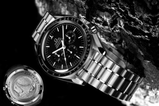 OMEGA Speedmaster Professional Moonwatch Background for Android, iPhone and iPad