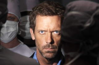 Dr House Wallpaper for Android, iPhone and iPad