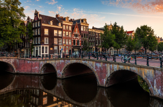 Free Amsterdam Picture for Android, iPhone and iPad