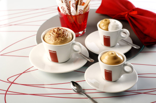 Lavazza Espresso Coffee Wallpaper for Android, iPhone and iPad