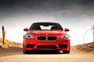BMW M5 Background for Android, iPhone and iPad