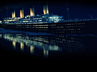 Das Titanic Wallpaper 320x240