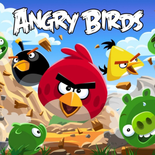 Картинка Angry Birds Rovio Adventure для iPad mini 2