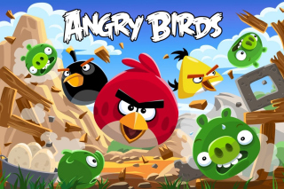 Angry Birds Rovio Adventure Background for Android, iPhone and iPad
