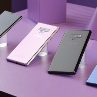 Samsung Galaxy Note 9 Picture for Nokia 6100