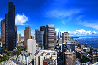 Seattle Life Wallpaper for Android, iPhone and iPad