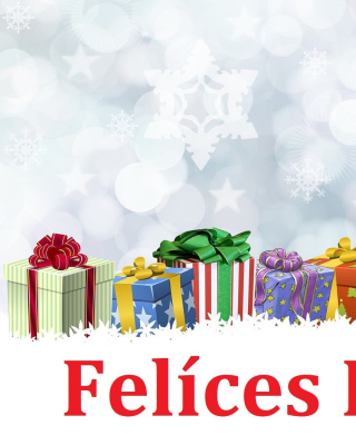 Free Felices Fiestas Picture for Nokia Lumia 800