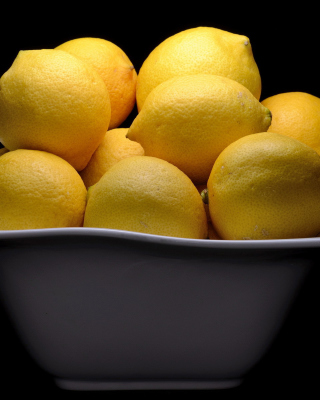 Lemons Background for Nokia C2-02