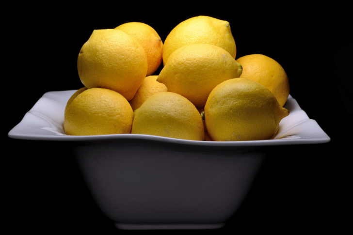 Lemons wallpaper