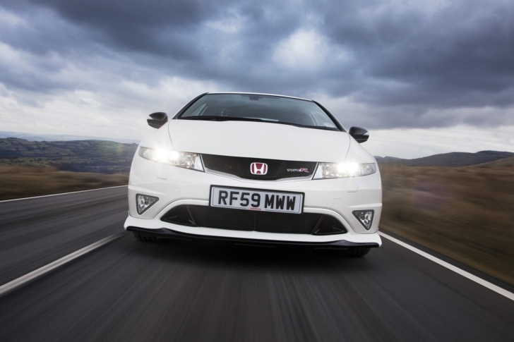 Honda Civic Type R Wallpaper For Android Iphone And Ipad