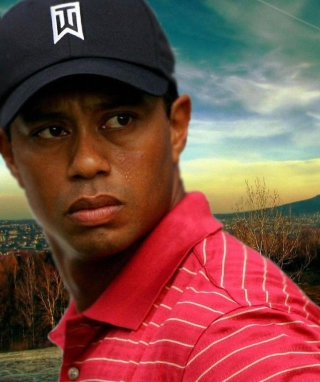 Tiger Woods Picture for Nokia C5-06