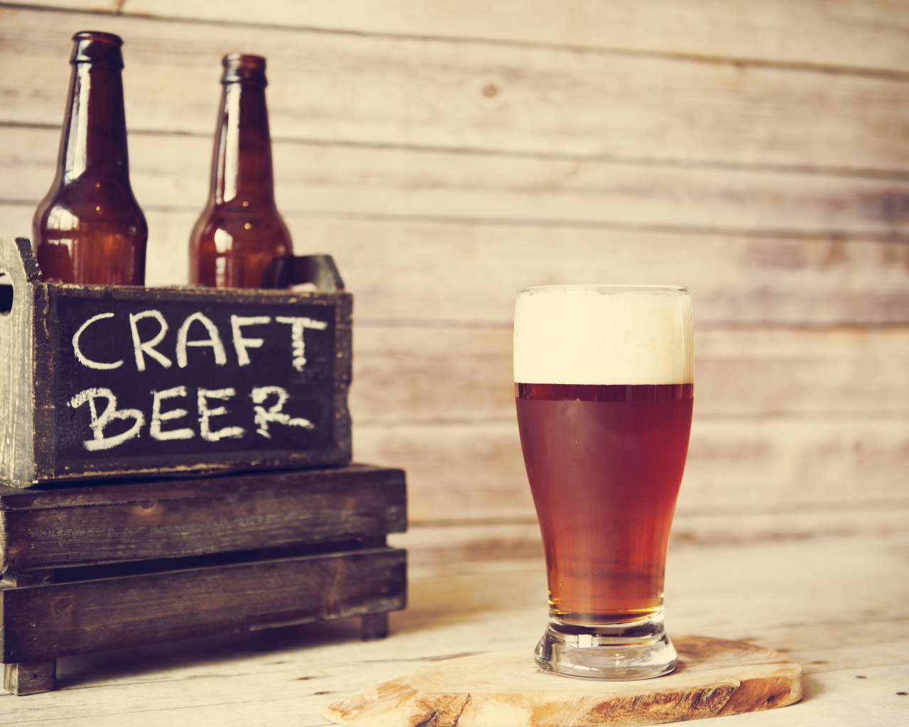 Обои Craft Beer 1280x1024