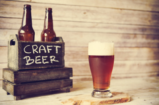 Craft Beer Background for Android, iPhone and iPad