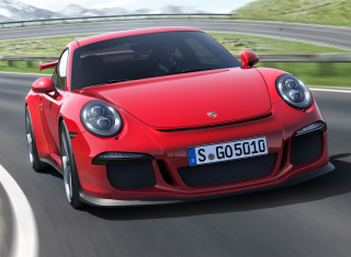 Free Porsche 911 GT3 Picture for Android, iPhone and iPad