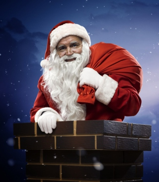 Santa Is Here Picture for Nokia Asha 311