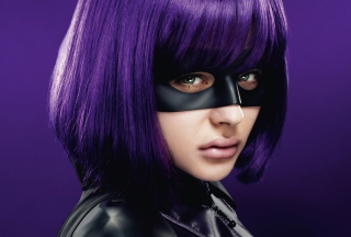 Hit Girl Kick Ass 2 Movie - Obrázkek zdarma pro Samsung Galaxy A