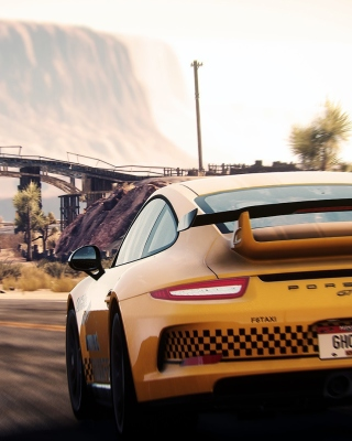 Need For Speed Rivals sfondi gratuiti per Nokia 5800 XpressMusic
