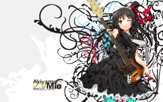 Mio Akiyama Picture for Android, iPhone and iPad